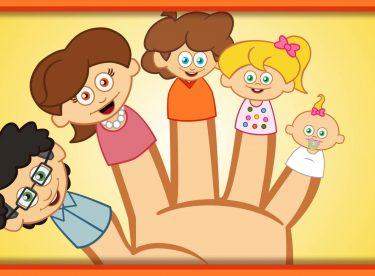 Finger Family – Sevimli Dostlar İngilizce Çizgi Film Çocuk Şarkıları Videoları
