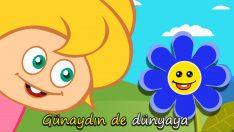 Günaydın De -Çizgi Film Çocuk Şarkısı – Sevimli Dostlar Çocuk Şarkıları Videoları