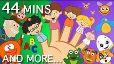 İngilizce Çocuk Şarkıları – Adisebaba En Popüler 25 Ingilizce Çizgi Film Çocuk Şarkısı
