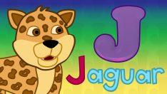 J Harfi – ABC Alfabe – Çocuk Şarkıları