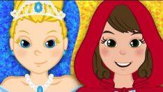 Külkedisi – Kırmızı Başlıklı Kız – 2 Masal 17 Dakika – Adisebaba Klasik Çizgi Film Masallar
