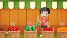 Pazara Gidelim – Meyveler Şarkısını Öğreniyoruz
