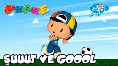 Pepee – Şut Ve Gol İşte Futbol – Düşyeri