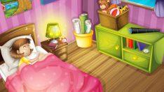 Tembel Çocuk Kalksana – Çocuk Şarkısı