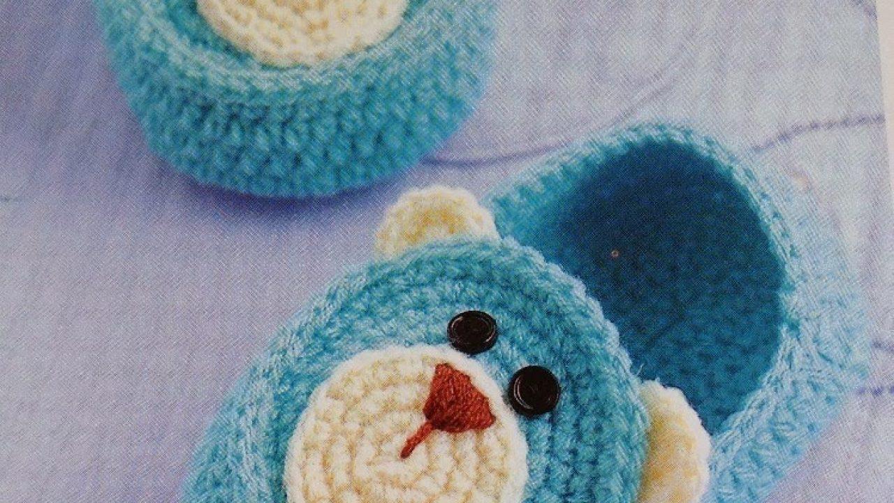 Bebek Patik Modelleri ve Örnekleri-6