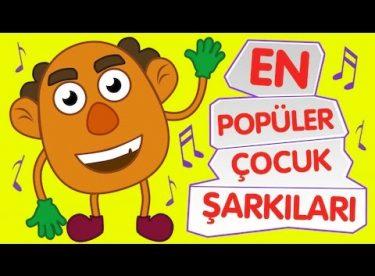 En Popüler Çocuk Şarkıları – Sevimli Dostlar Çizgi Film Çocuk Şarkıları
