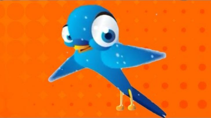 Mini mini bir kuş donmuştu dinle