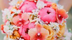 El Yapımı Gelin Çiçeği – Gelin Buketi