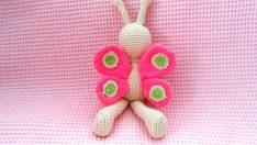 Kelebek Yapılışı Amigurumi