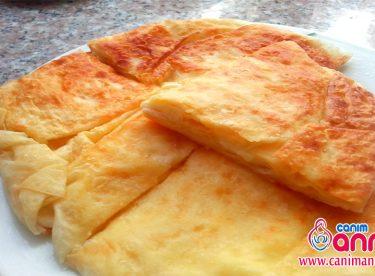 Tava Böreği Tarifi, Çok Pratik ve Lezzetli