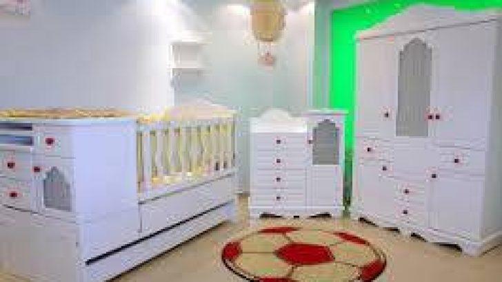 Özel Tasarım Bebek Odaları