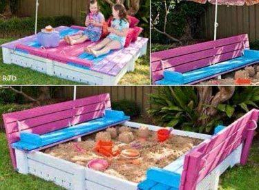 Çocuklar için eğlenceli oyun ve park fikirleri
