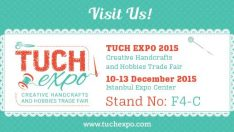 KNITTING, CRAFTS, HOBBİES, SEWING FAIR – TUCH EXPO TURKEY