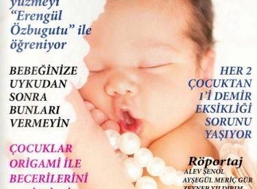 Bebek News Dergisi Sayı 23 (Bebek Dergisi )