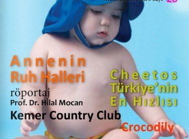 Bebek News Dergisi Sayı 28 (Bebek Dergisi)