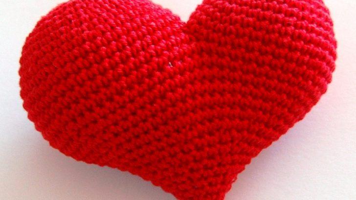 Amigurumi Kalp Yapılışı