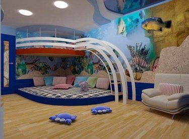 Çok güzel çocuk odası fikirleri