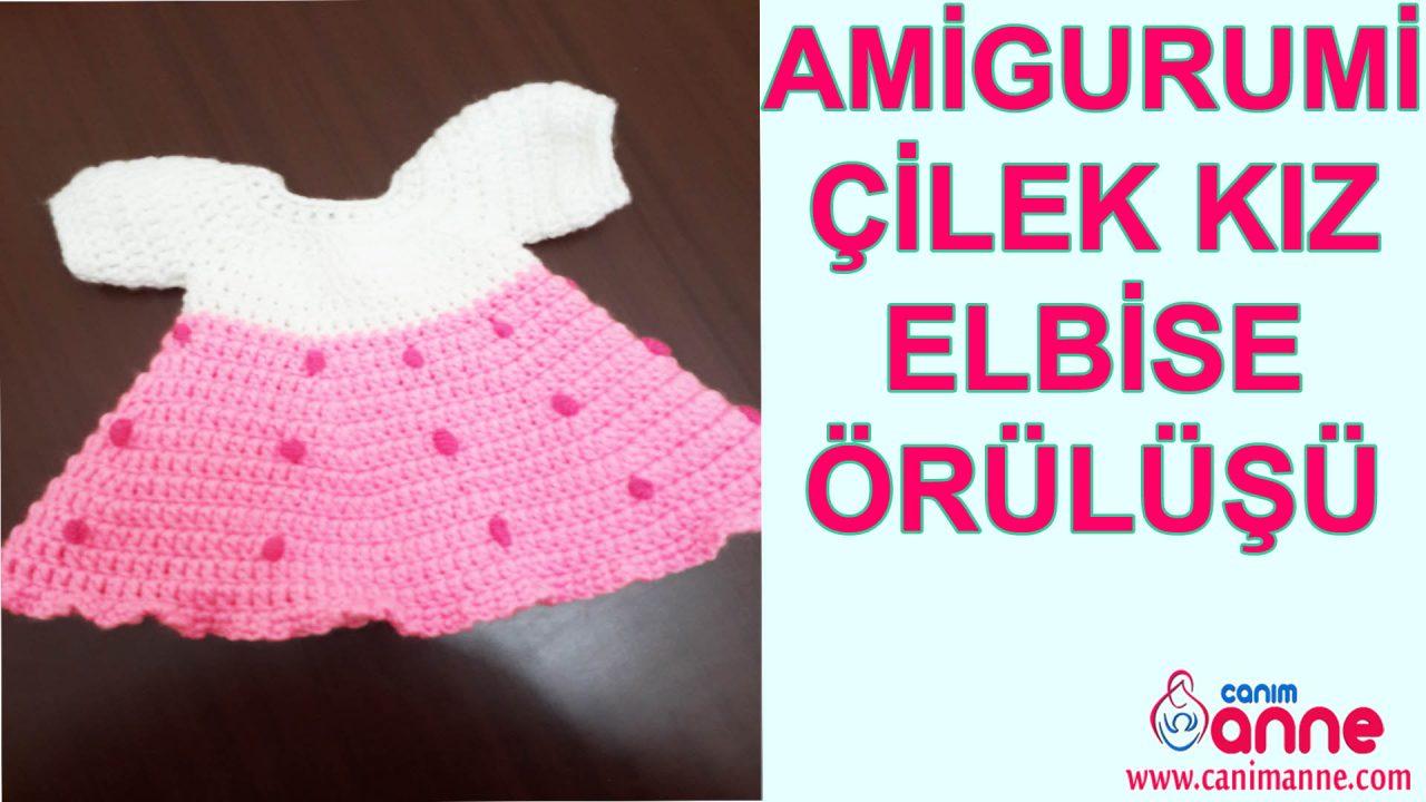 Amigurumi Bebek Elbise Yapımı (Görüntüler ile)   Baby knitting ...   720x1280