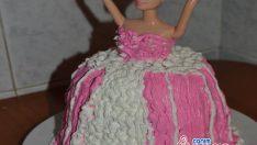 Barbie Pasta Yapımı