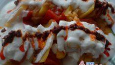 Fırında Kızarmış Sebzeler