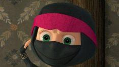 Maşa ile Koca Ayı – Ev Yapımı Ninjalar