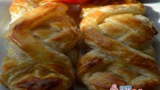 Patatesli Peynirli Milföy Tarifi
