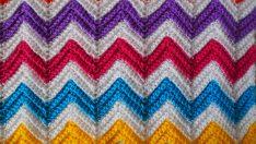 Zigzag Battaniye Modeli Nasıl Yapılır ?