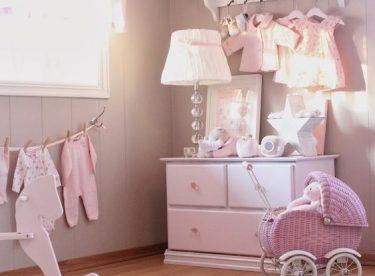 Bebek Odası Nasıl Düzenlenmeli