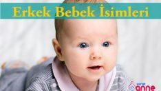 Erkek İsimleri, Erkek bebek isimleri