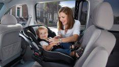 Bebek İçin Araba Koltukları