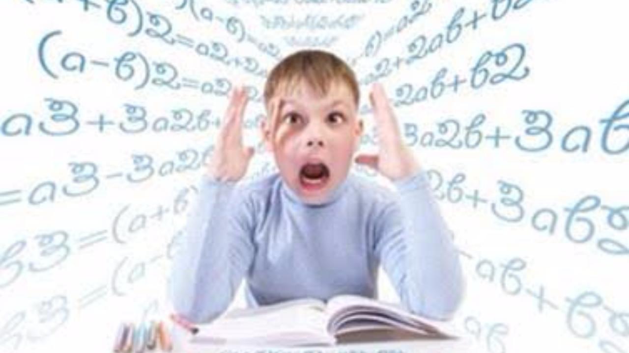 Öğrenme Güçlüğü Çeken Çocuklar