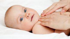 Bebeklerde Masajın Faydaları