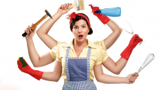 Ev Temizliği İçin Pratik Fikirler