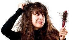 Saçlarım Dökülüyor