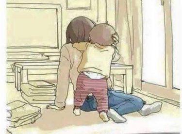 Kardeşini seviyormusun ? Demeyin.. Tabiki de seviyor