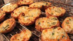 Fırında Ekmek Dilimleri