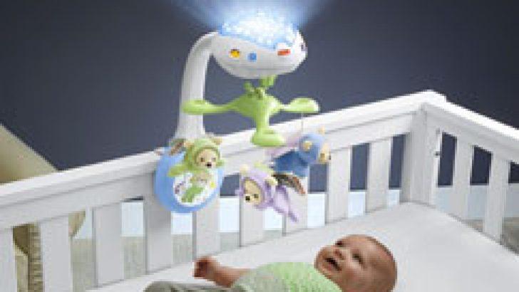 Yenidoğan Bebek Oyuncakları Alışverişi