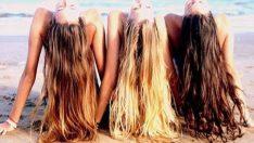 Papatya Suyu ile Saç Rengi Açma