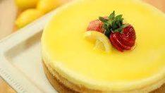 Limonlu Cheese Cake Tarifi