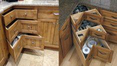 Küçük Mutfaklar için Depolama Önerileri