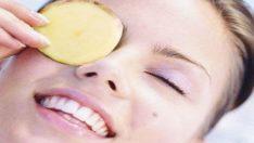 Patates Suyu ile Cilt ve Yüz Bakım Maskesi