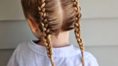 Pratik Kız Saç Modelleri