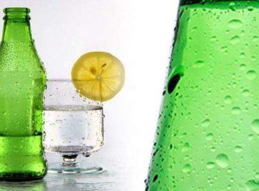 Yeşil Çay, Limon, Maden Suyu ile Doğal Zayıflama Kürü