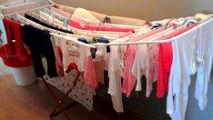 Çamaşırlarınızı Evin İçinde Kurutmayın