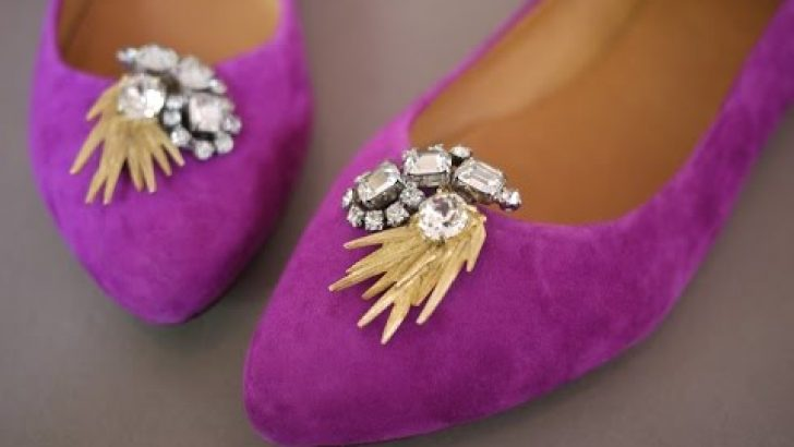 Ayakkabılarınızı Süsleme Zamanı