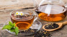 Yorgunluğa İyi Gelen Çaylar