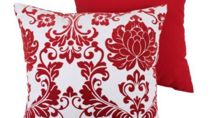 Çiçekli Yastık Modelleri