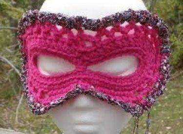 Örgü Maske Modelleri
