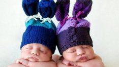 İlginç Bebek Şapkaları
