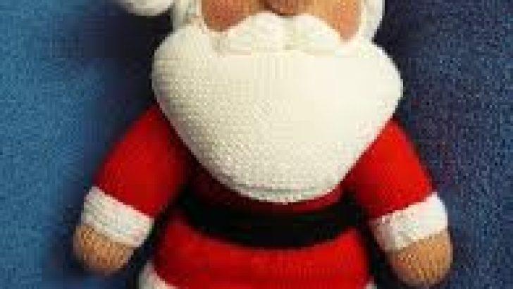Amigurumi Noel Baba Yapımı